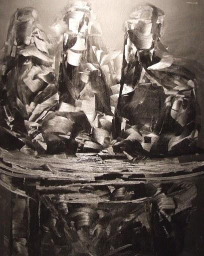 PERECOLL - Painting - Palco