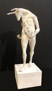 Val CARR-ORTOLAN - Sculpture-Volume - Le minotaure