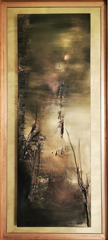 Elodie DOLLAT - Painting - Khorhrdavor Ughin