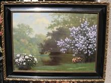 Oskar Schilling TORDAY-SZELELY - Painting - Spring