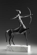 Theo MACKAAY - Sculpture-Volume - Sagittarius
