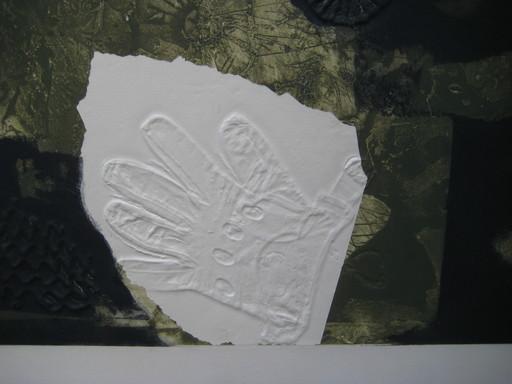 Antoni CLAVÉ - Stampa-Multiplo - GRAVURE CARBORUNDUM SIGNÉE CRAYON NUM/75 HANDSIGNED ETCHING