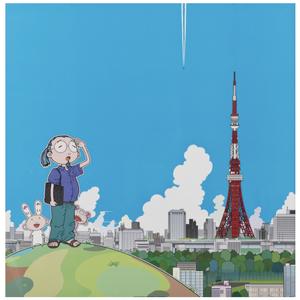 Takashi MURAKAMI - Grafik Multiple