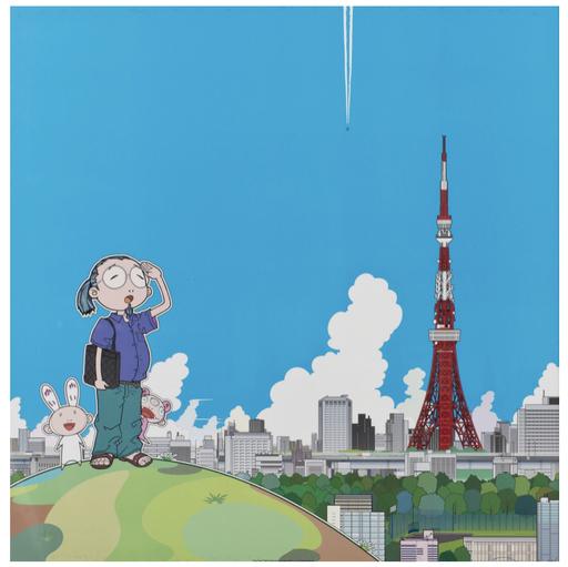 Takashi MURAKAMI - Stampa Multiplo