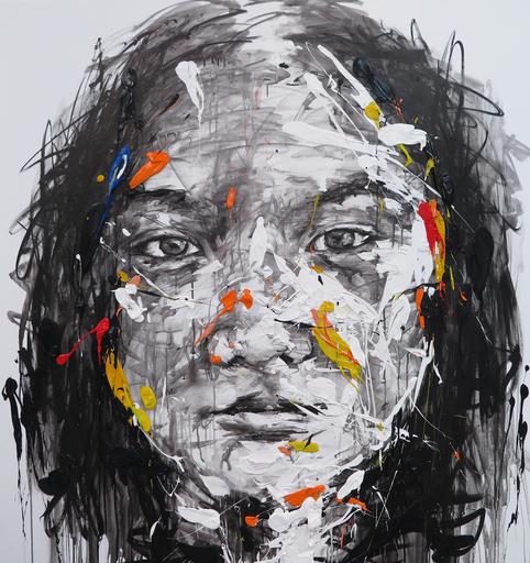 Hom NGUYEN - Peinture - Racines