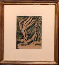 Nicolae TONITZA - Painting - Padure