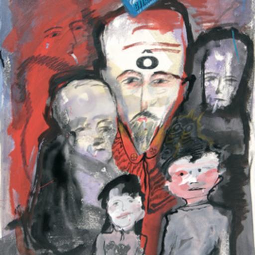 Zvi MILSHTEIN - Painting - Ô l'histoire !