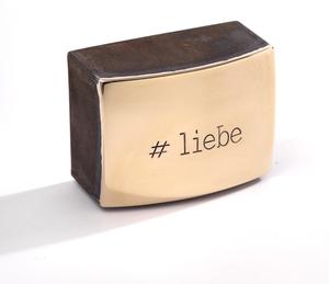 Jan M. PETERSEN - Sculpture-Volume - # liebe