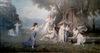 Émile Louis FOUBERT - Gemälde - Nymphes
