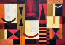 Mario CARREÑO - Peinture