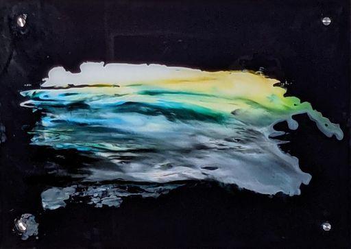 Dann AUBERT - Peinture - Plexi' Dann 2021. 04. 20