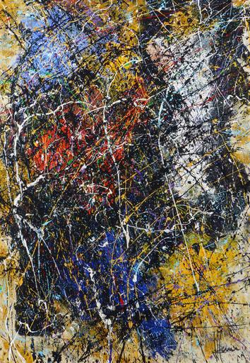 Jean-Jacques MARIE - Gemälde - Composition n°341