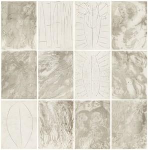 Günther UECKER - Print-Multiple - Medea, Portfolio