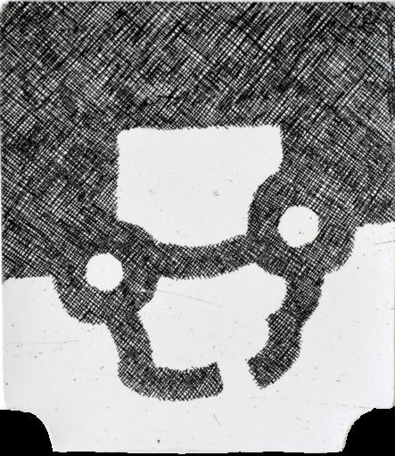 Eduardo CHILLIDA - Print-Multiple - Musical Instrument II | Joiki II