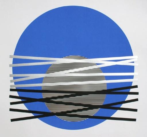 Jesús Rafael SOTO - Estampe-Multiple - Composition