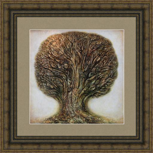 Amur KOCHISHVILI - Peinture - Tree