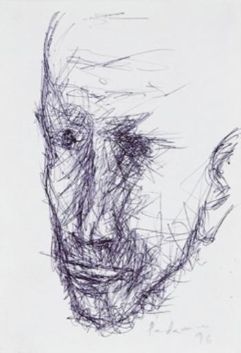 Akbar PADAMSEE - Drawing-Watercolor - untitled