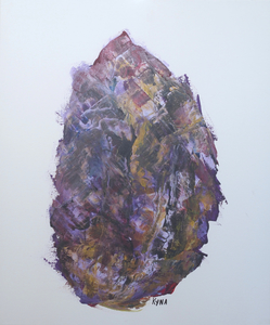 Kyna DE SCHOUEL - Peinture - Homme Médecine