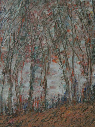 Bernard SMOL - 绘画 - PAYSAGE - LANDSCAPE