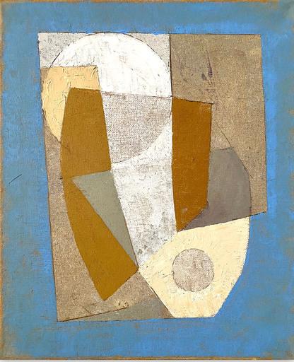 Jeremy ANNEAR - Painting - Ideas Series (Eclipse III)