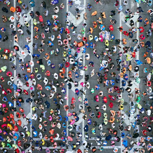 Antoine ROSE - Photo - City Pearls - NYC TCS Marathon