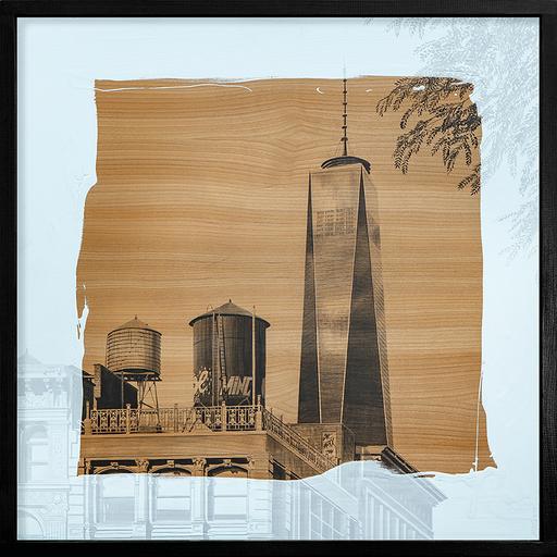 Laurent MINGUET - Pittura - One WTC