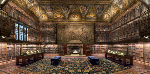 Christian VOIGT - Photo - MORGAN LIBRARY I SPECIAL