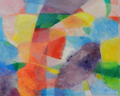 André TURPIN - Peinture - Vision Optimiste