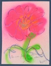 Jean MESSAGIER (1920-1999) - Pour nous fairen pardonner de notre absence
