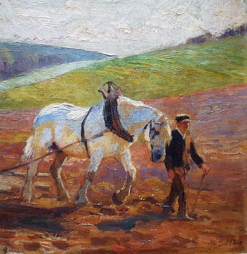 McIvor REDDIE - Gemälde