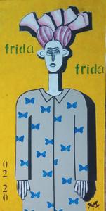 Harry BARTLETT FENNEY - Painting - frida