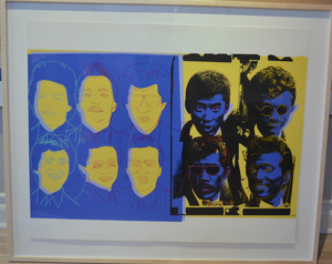 Andy WARHOL, Rats and Star