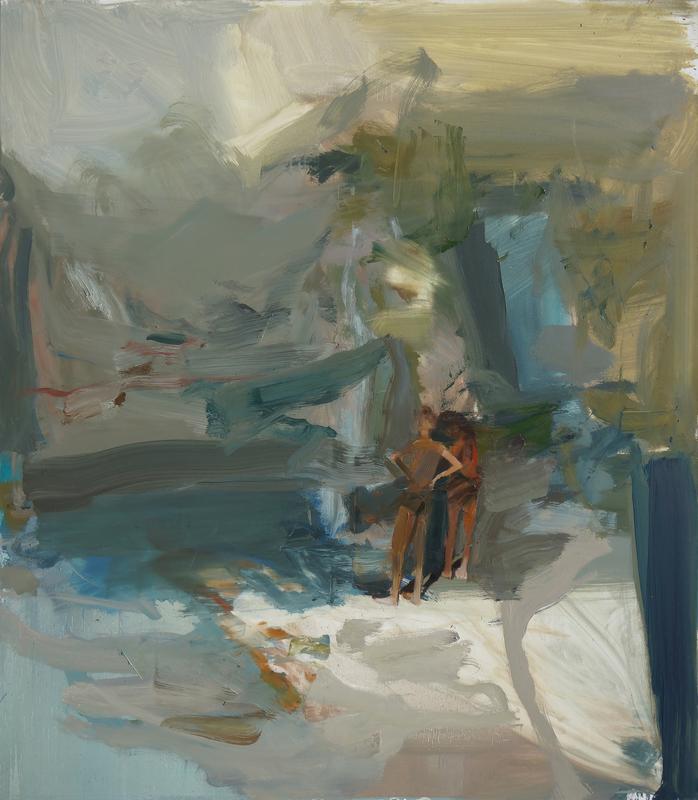 Vladimir SEMENSKIY - 绘画 -  Entry Point ХIV