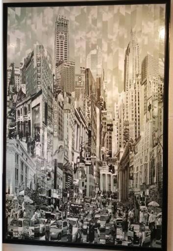 Serge MENDJISKY - Fotografia - Up Town loop