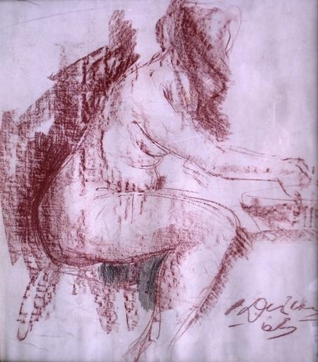 Pauls DUSKINS - Disegno Acquarello