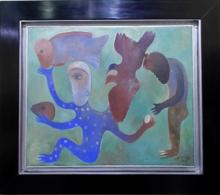 Manuel MENDIVE - Painting - Te Ofrezco