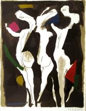 Marino MARINI - Print-Multiple - Sacred Du Printemps (the Rite of Spring ), for XXe Siecle