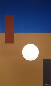 Jean-Pierre SCHWABE - Peinture - Antigone