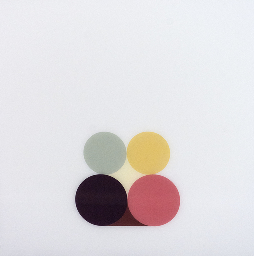 David CANTINE - Painting - Still Life Yellow