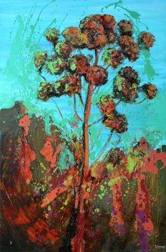 Peny MANAVI - Gemälde - Cactus 16
