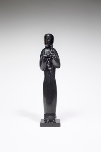 Joseph CSAKY - Sculpture-Volume - Femme debout