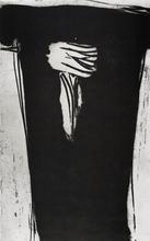 Olivier DEBRÉ - Grabado - Signe personnage V