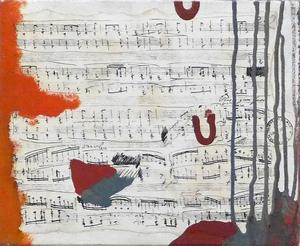 Josep GUINOVART - Pintura - Sin título