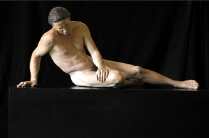 John DE ANDREA - Sculpture-Volume - Dying Gaul II