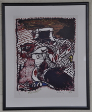Pierre ALECHINSKY (1927) - Passe Muraille