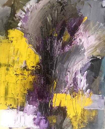 Doina VIERU - Painting - Untitled
