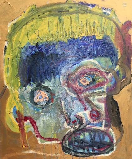 MONSIEUR JAMIN - Painting - Le chanceux
