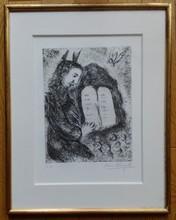 Marc CHAGALL - Print-Multiple - Moïse