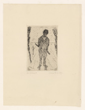 James ENSOR - Print-Multiple - Les sacripants