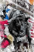 Devin MILES - Grabado - Leonidas Bull